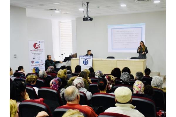 Menemen Belediyesi Eğitim Semineri