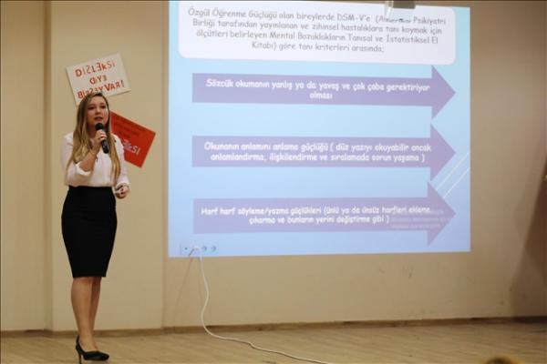 Disleksi, psiko eğitimle çözülür. - Milliyet Gazetesi