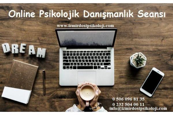Online Psikolojik Danışmanlık Seansı